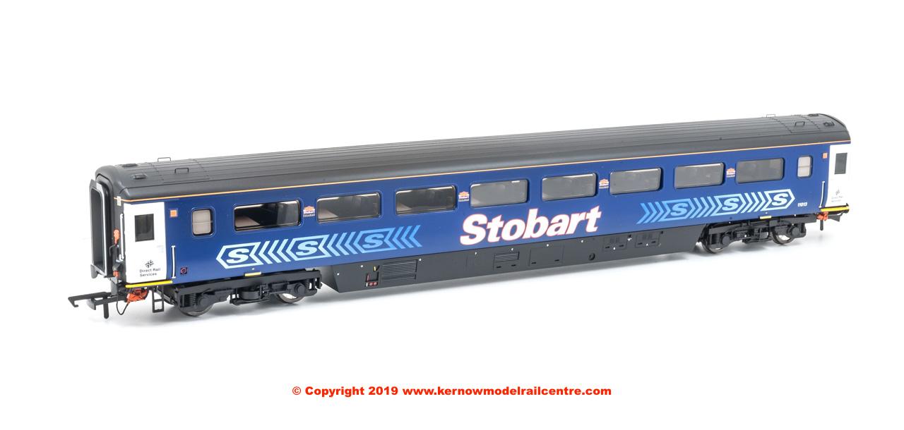 OR763FO004 Oxford Rail Mk3a Stobart Rail Image
