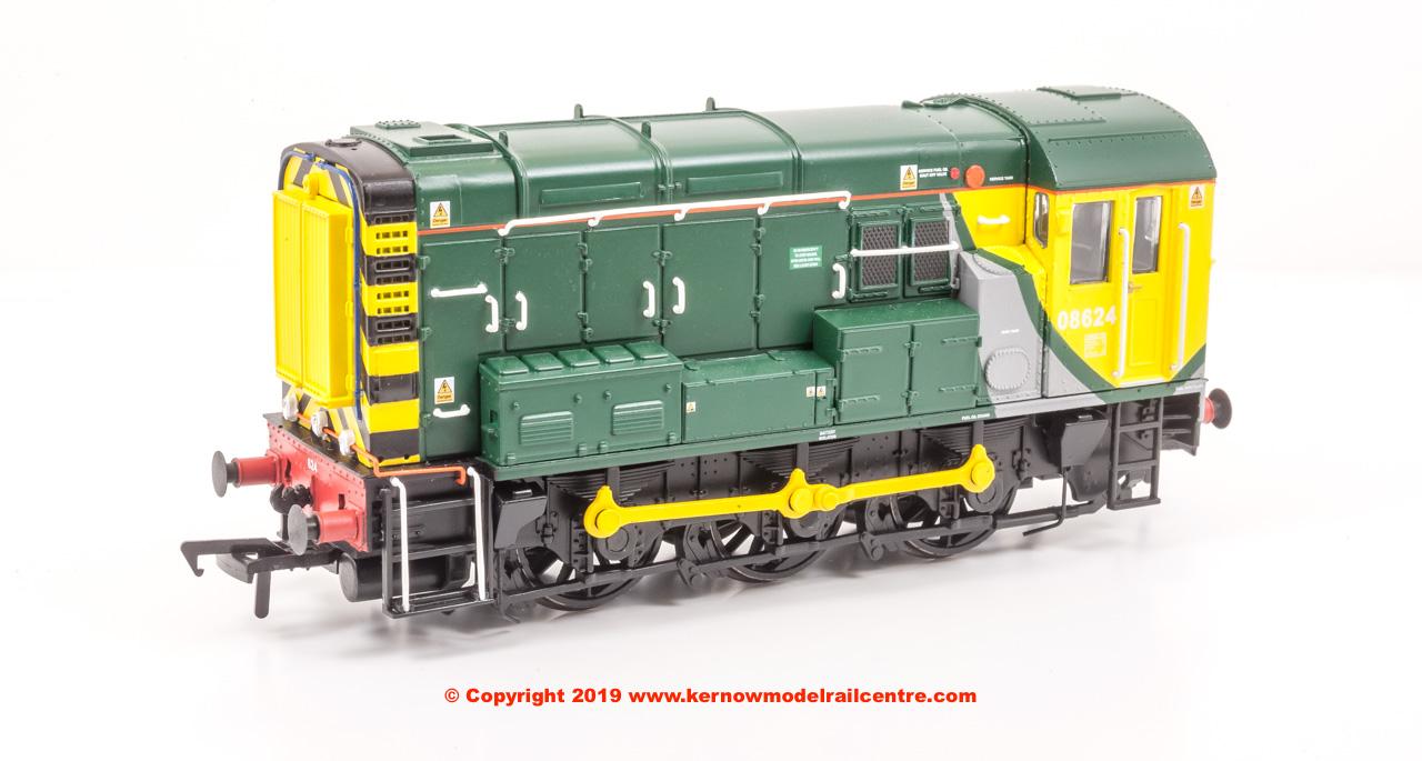 32-121 Bachmann Class 08 Diesel Shunter Freightliner Image
