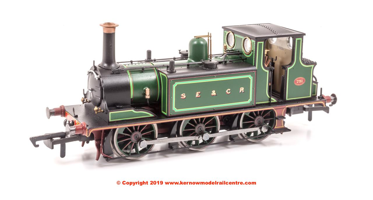 R3782 Hornby Terrier SECR Steam Loco Image