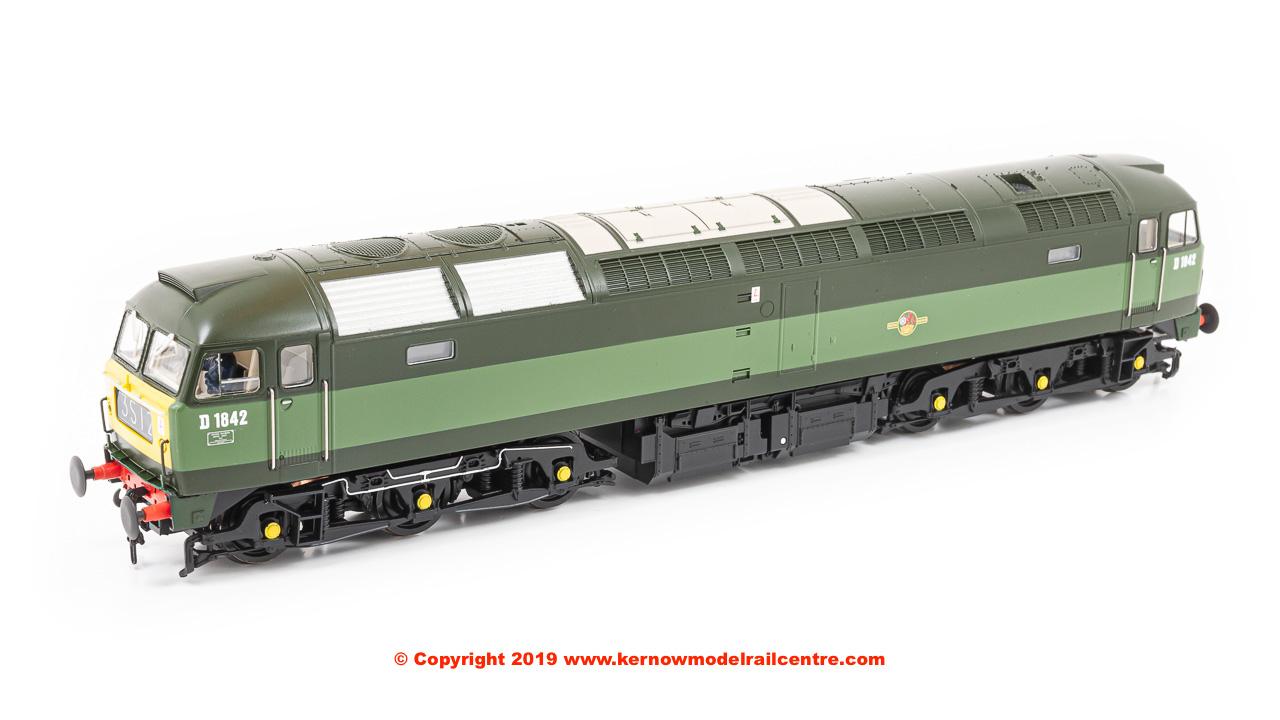 32-806 Bachmann Class 47 D1942 BR Green Image
