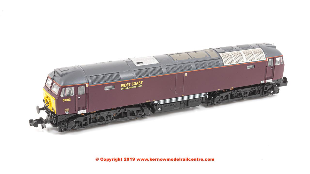 371-658 Graham Farish Class 57 Image