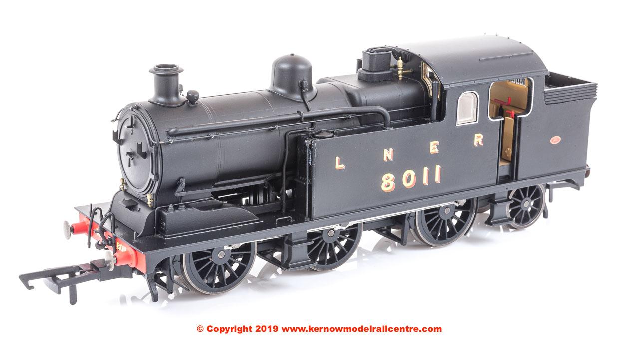 OR76N7002 Oxford Rail LNER N7 Steam Loco image