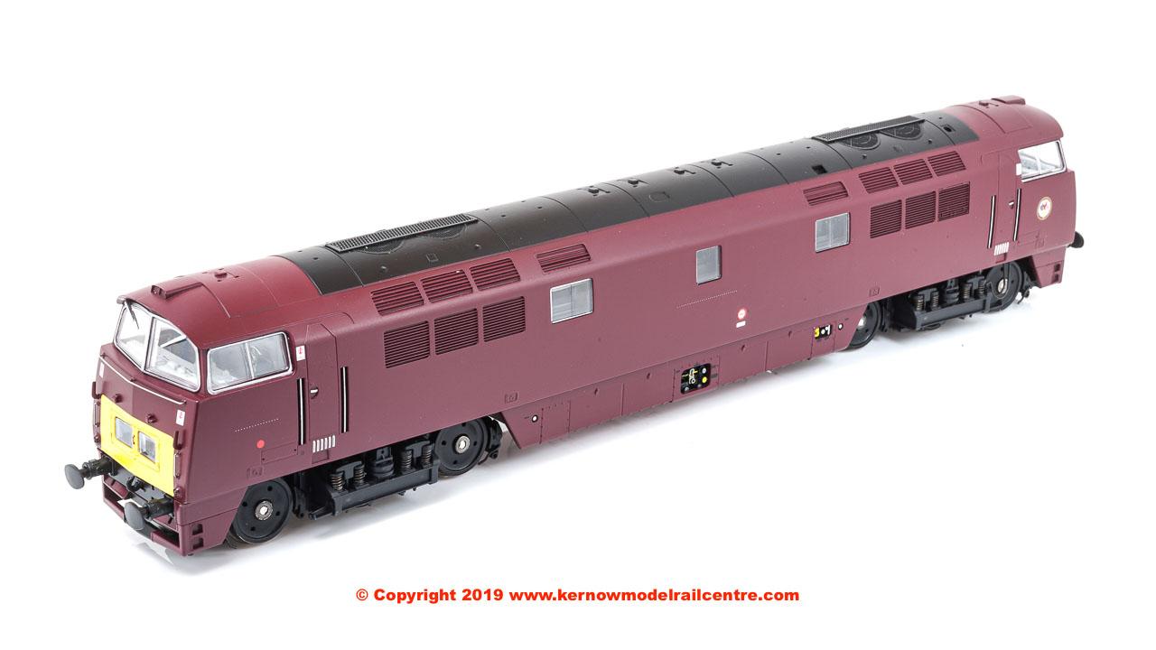 4D-003-015 Dapol Class 52 Western Diesel Image