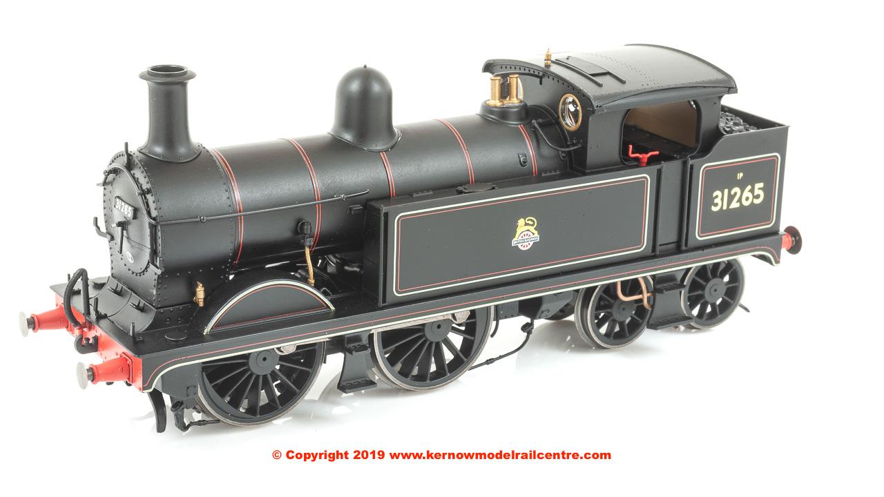 R3631 Hornby H Class Steam Loco Image