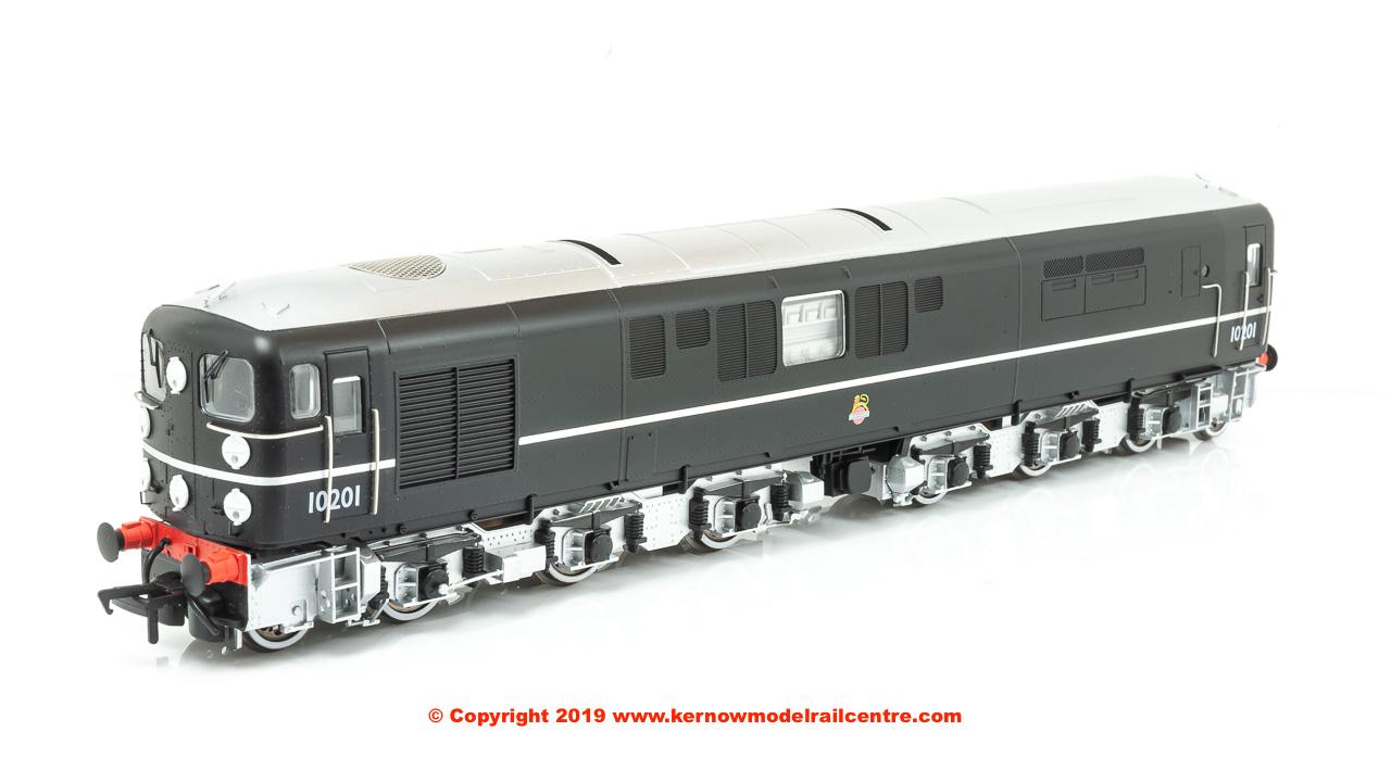 K2701A Bulleid Diesel Loco Image
