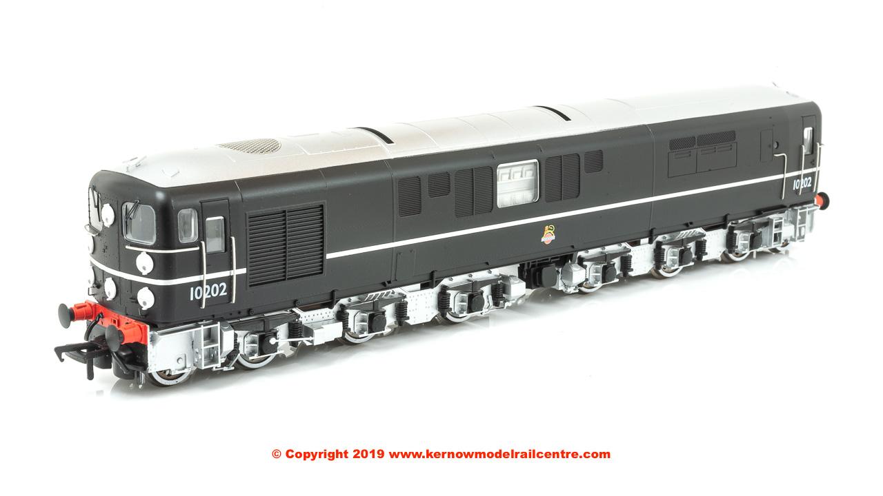 K2702A Bulleid Diesel Loco Image