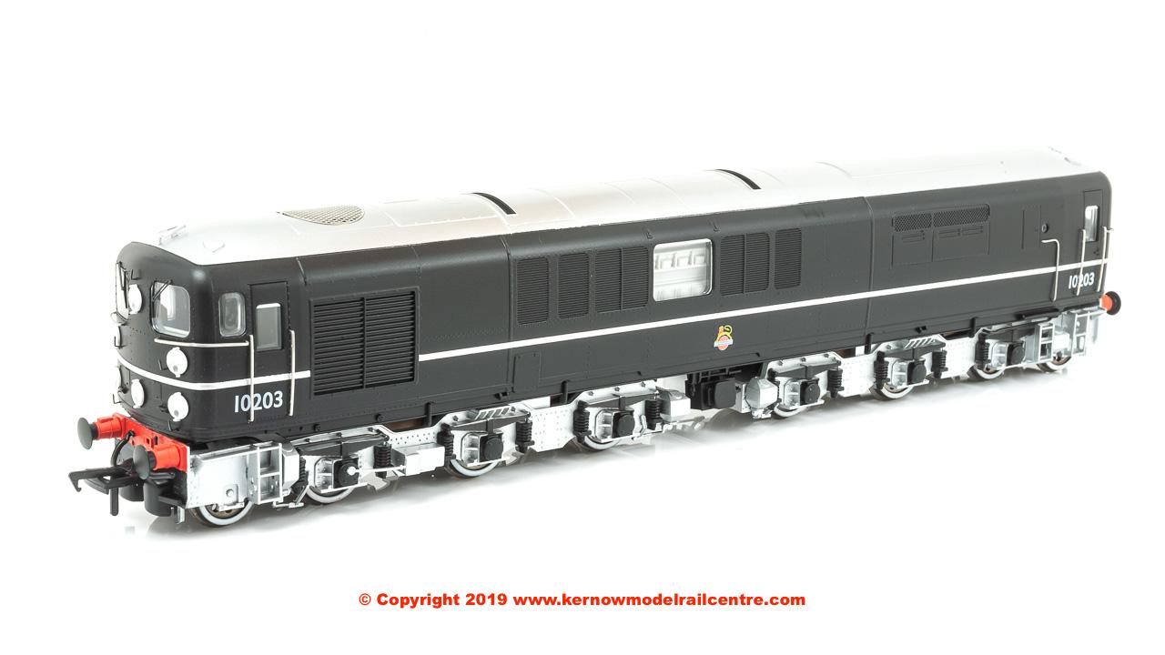 K2703A Bulleid Diesel Image