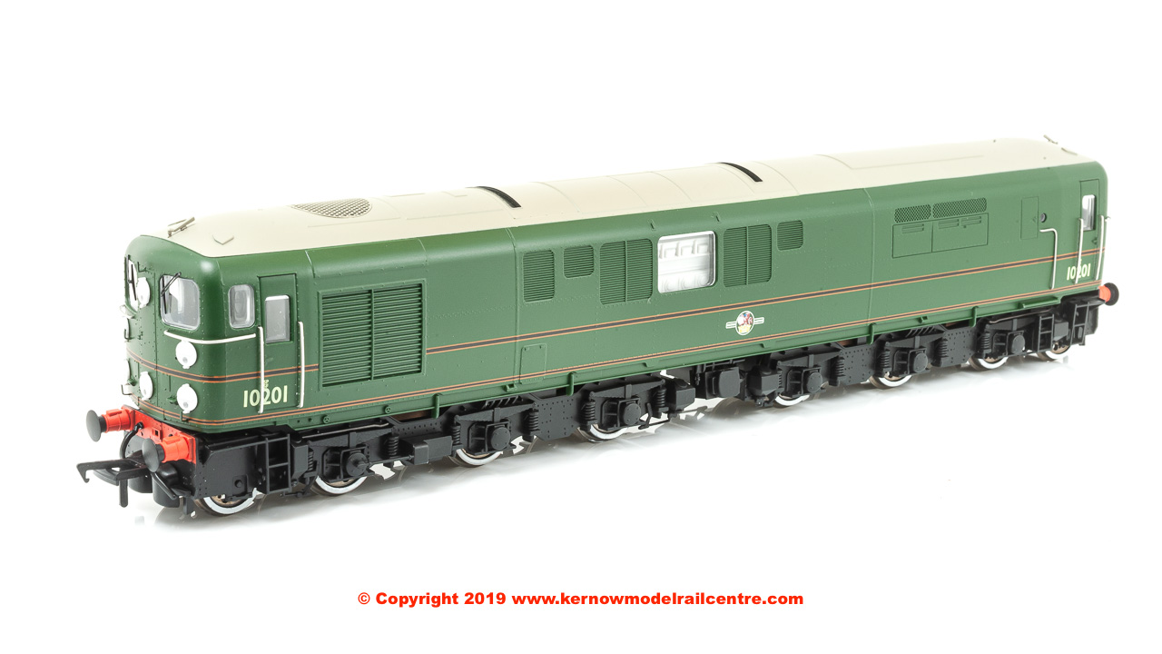 K2705 Bulleid Diesel Loco Image
