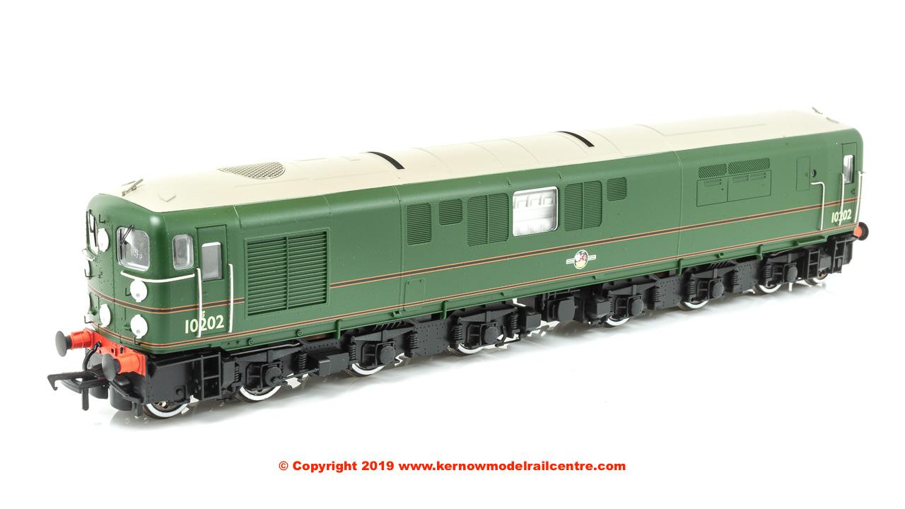 K2706 Bulleid Diesel Loco Image