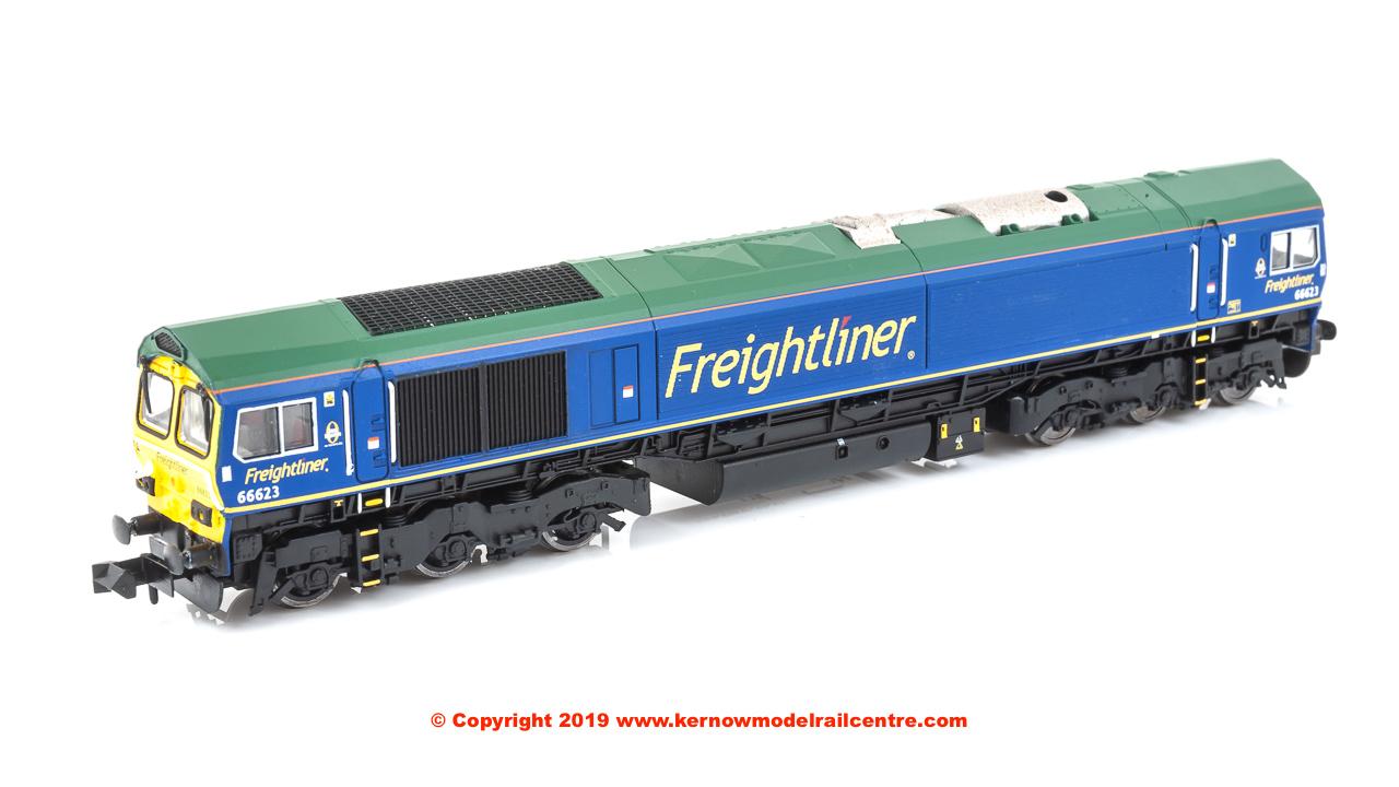 2D-007-010 Dapol Class 66 Diesel 66 623 Image