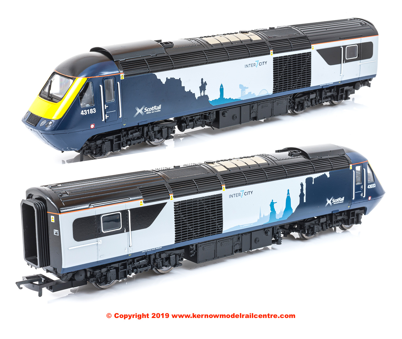 R3698 Hornby Class 43 HST ScotRail Image