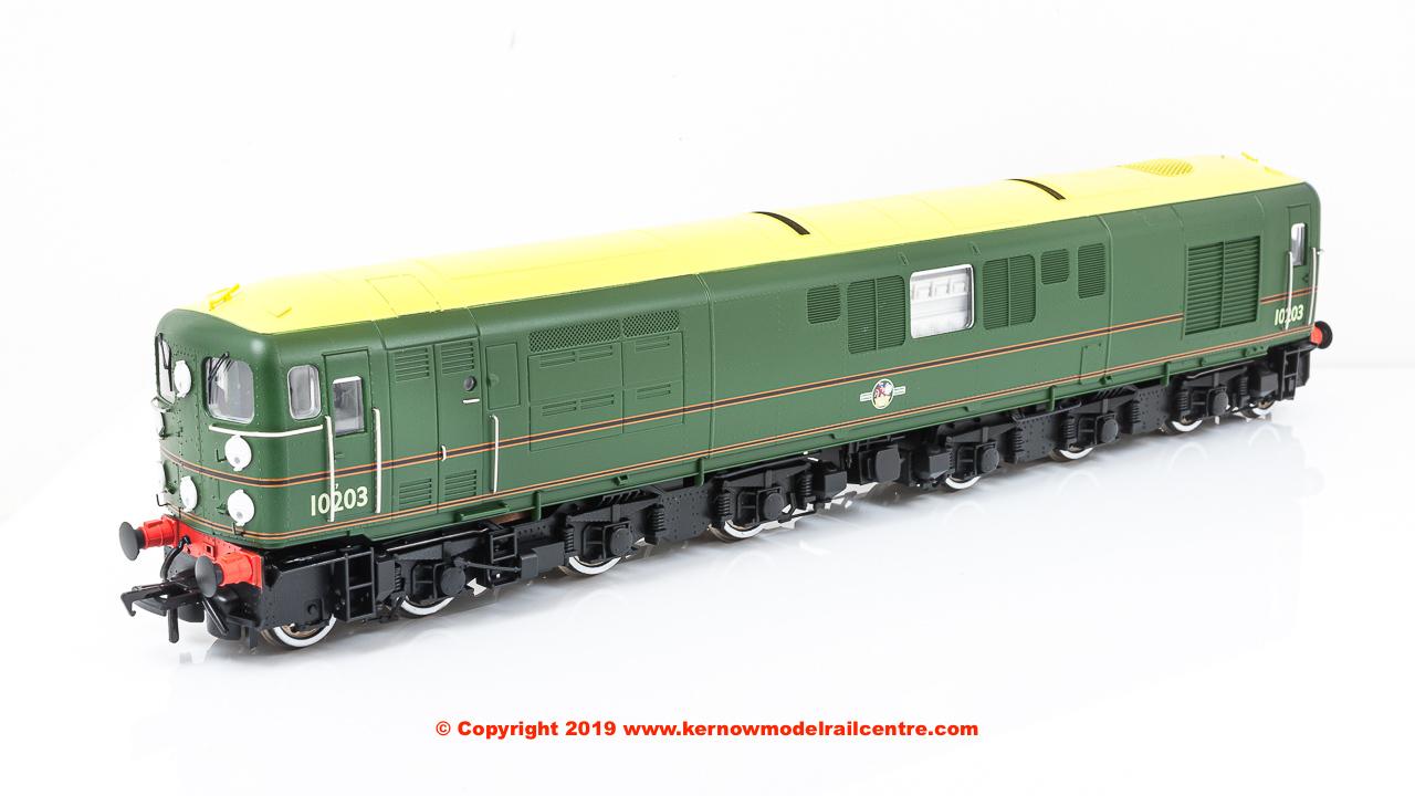 K2704A Bulleid Diesel Image