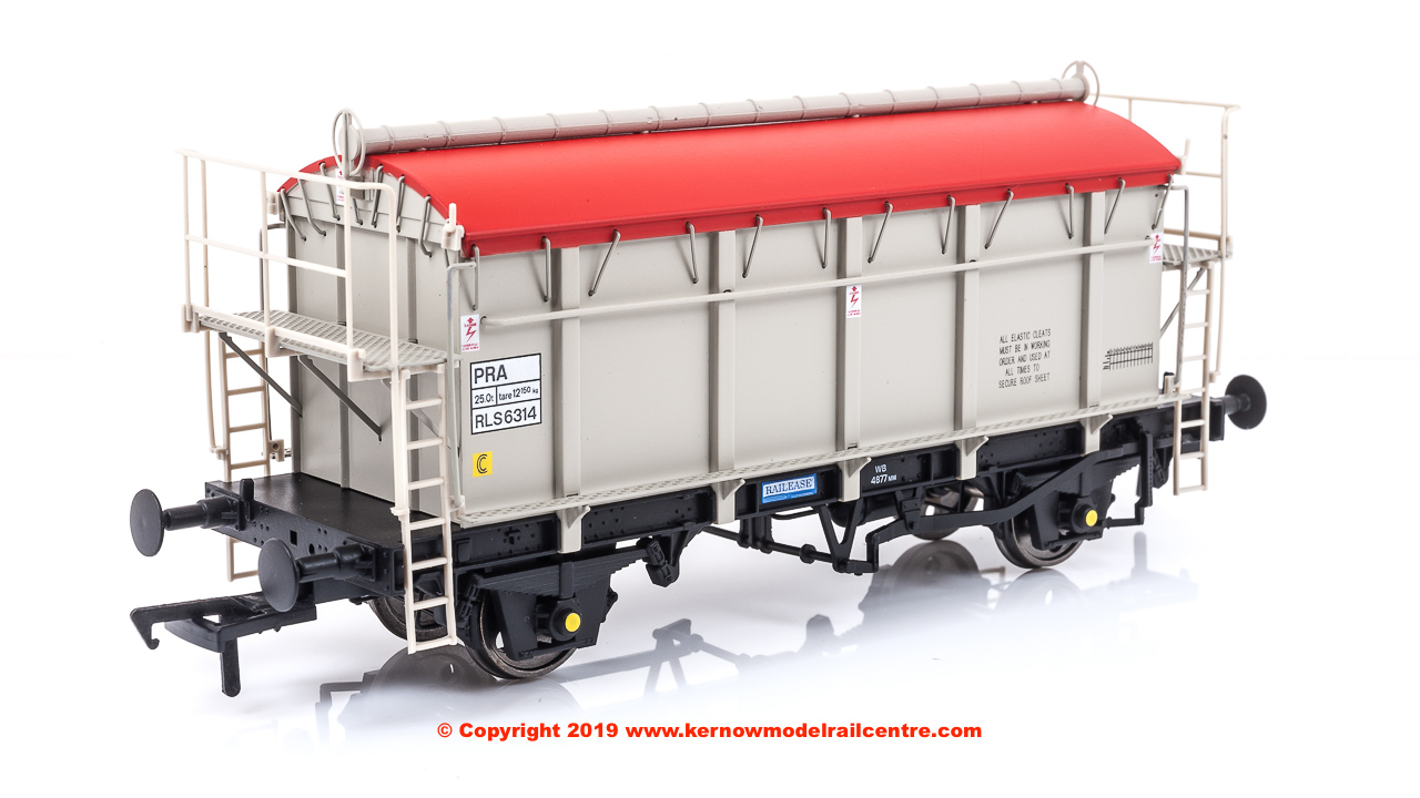 SB007B PRA China Clay Wagon Image