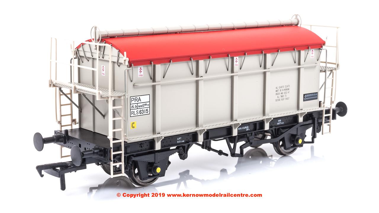 SB007C PRA Wagon Image