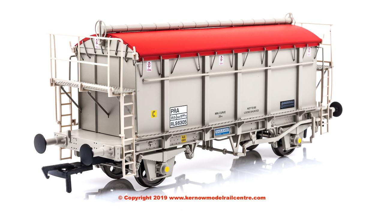 SB007E PRA Wagon Image