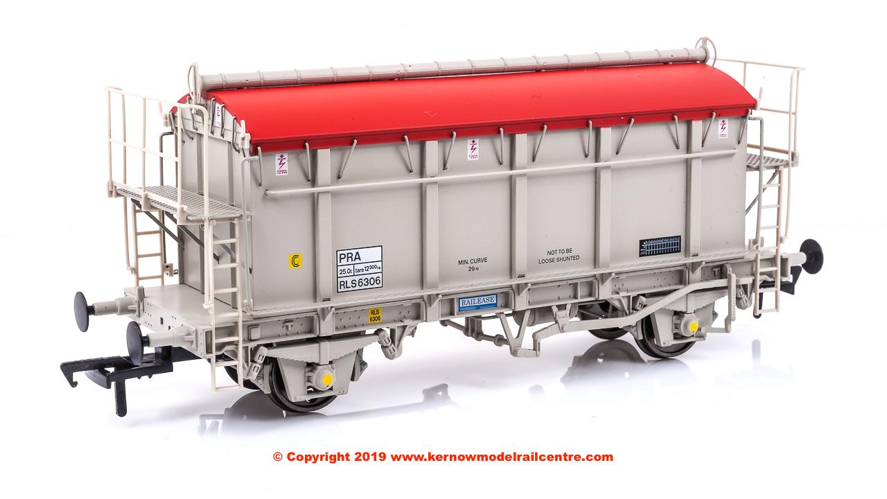 SB007G PRA Wagon Image