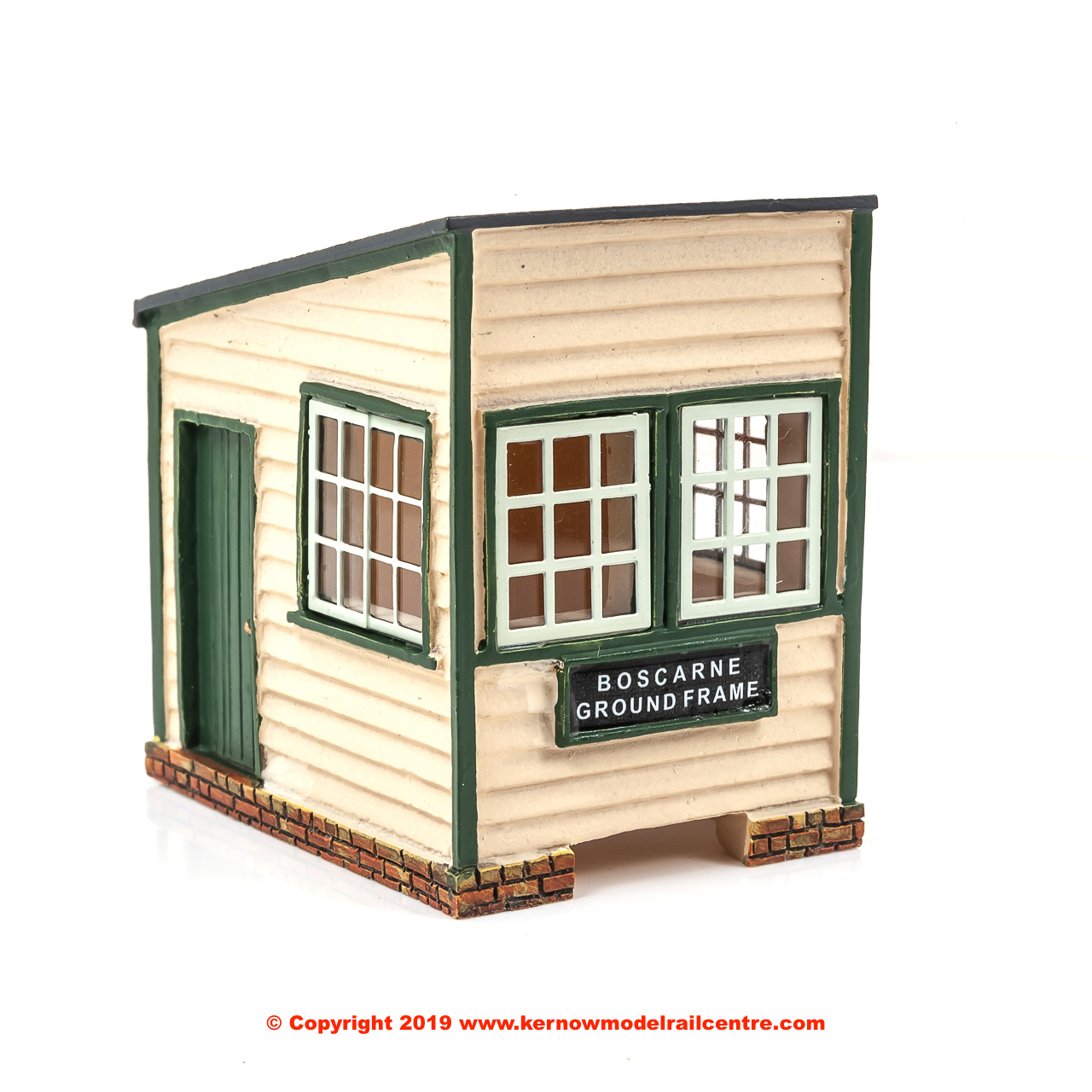 44-182Z Bachmann Scenecraft LSWR Ground Frame Hut - Boscarne Junction
