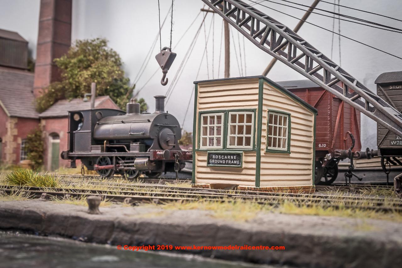 44-182Z Bachmann Scenecraft Ground Frame Hut Image