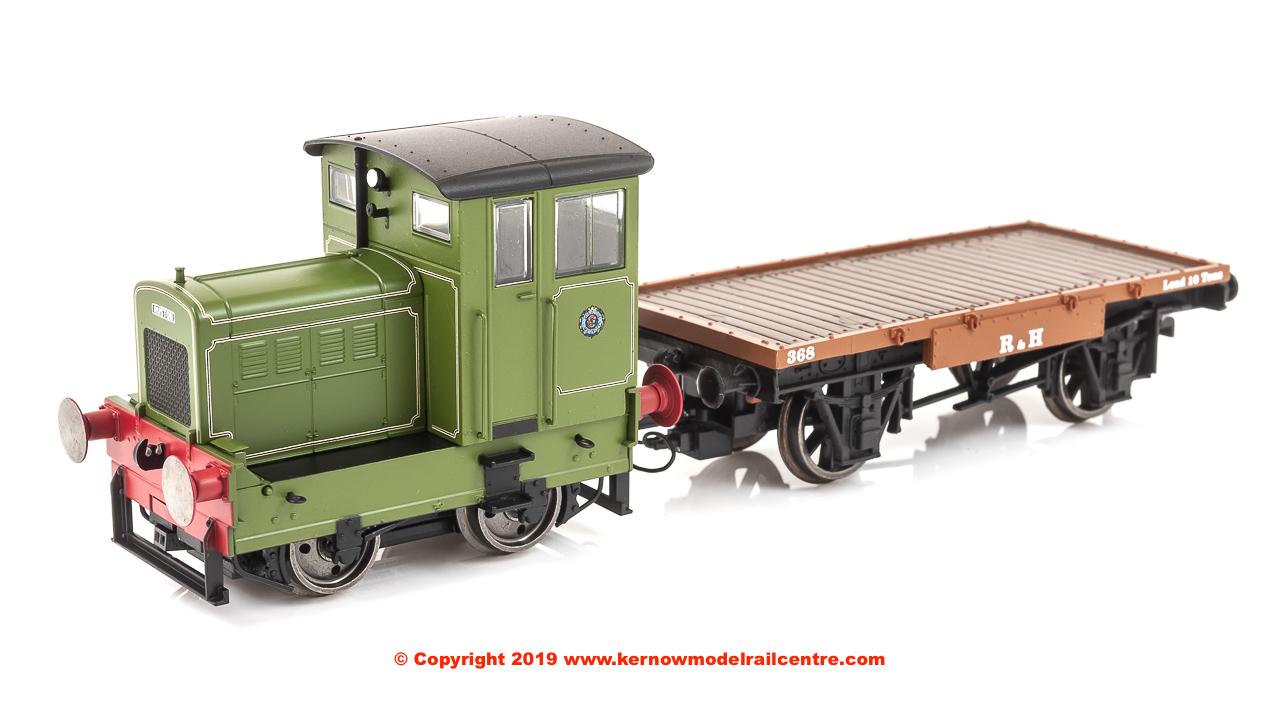 R3704 Hornby Ruston & Hornsby Diesel Image
