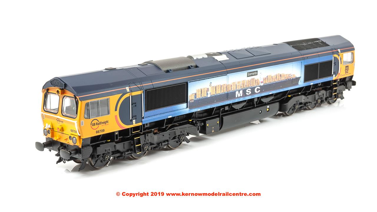 32-727W Bachmann Class 66 Image