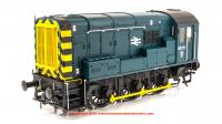 7D-008-013 Dapol Class 08 Diesel Locomotive number 08 717 in BR Blue livery - Inverness