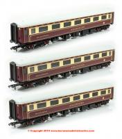 R4898 Hornby Northern Belle Mk2E Coach Pack
