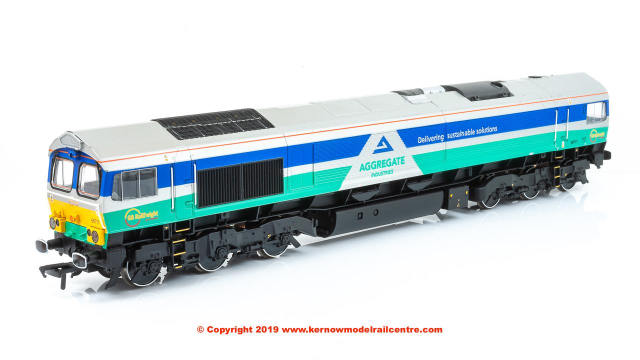 32-738 Bachmann Class 66 Diesel image