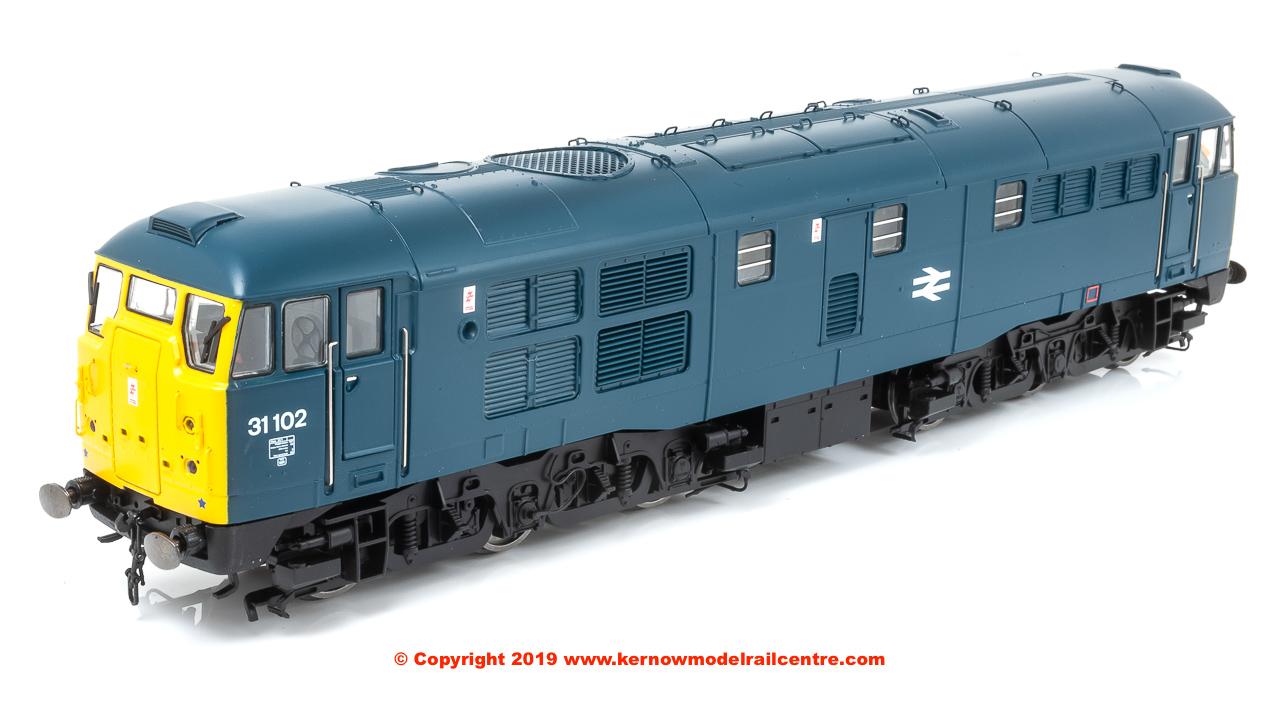 R3746 Hornby Class 31 A1A-A1A Diesel Locomotive 31 102