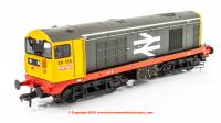 32-030DS Bachmann Class 20 Diesel Locomotive number 20 156 in BR Red Stripe Railfreight livery