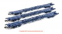 22301 Revolution Trains PFA Blue GPS Bogies (Pack of 3)