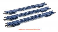 22401 Revolution Trains PFA Tiphook GPS Bogies (Pack of 3)