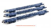 22402 Revolution Trains KFA Tiphook VNH-1 Bogies (Pack of 3)
