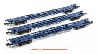 22403 Revolution Trains KFA Freightliner VNH-1 Bogies (Pack of 3)