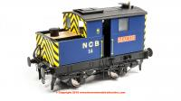 7S-005-007 Dapol Sentinel Steam Locomotive number 14 in NCB livery