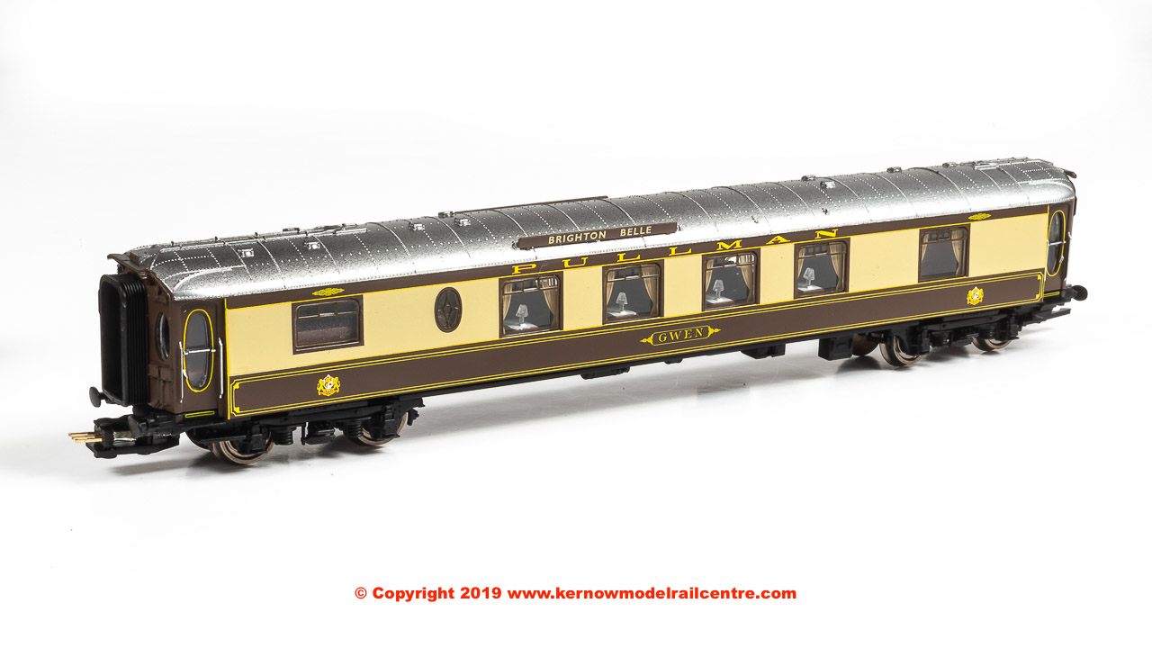 HN3502 Arnold Brighton Belle 5BEL 3 Car EMU Coach Set