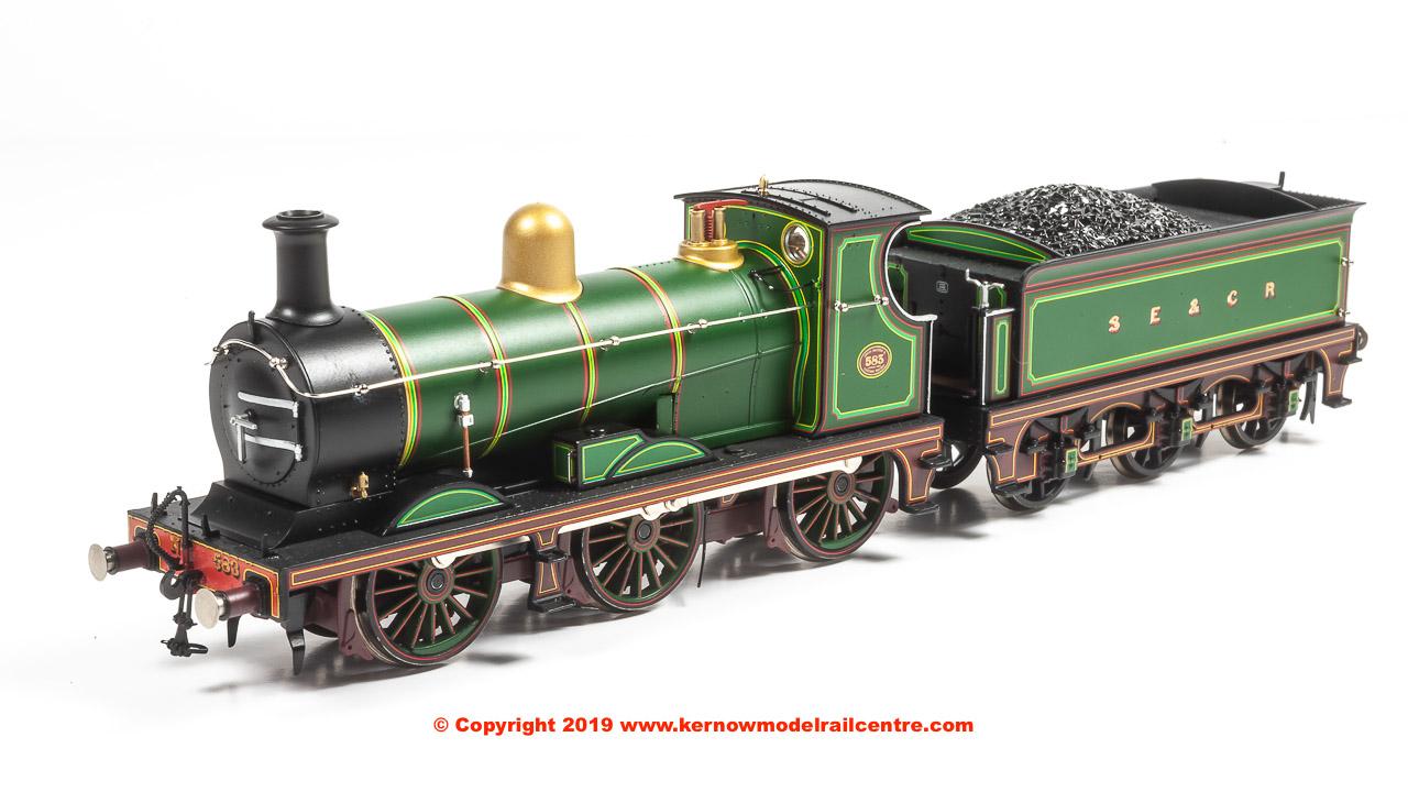 31-460A Bachmann SE&CR C Class Steam Loco Image