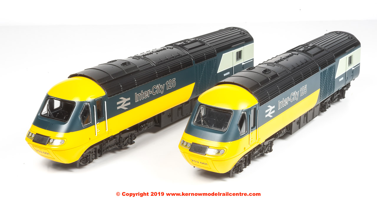 R3608 Hornby Class 43 HST Pack Image