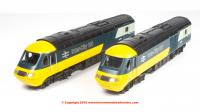 R3608 Hornby Class 43 HST Pack BR Blue and Grey