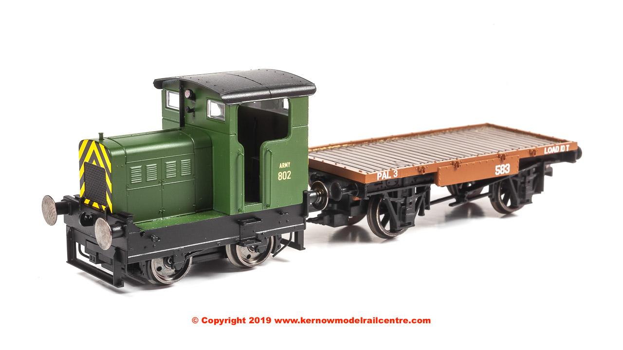 R3705 Hornby Ruston & Hornsby Diesel Image