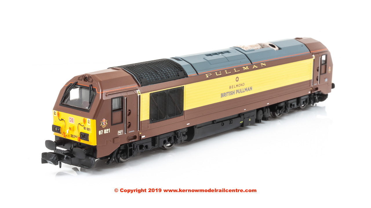 2D-010-010 Dapol Class 67 Diesel Image