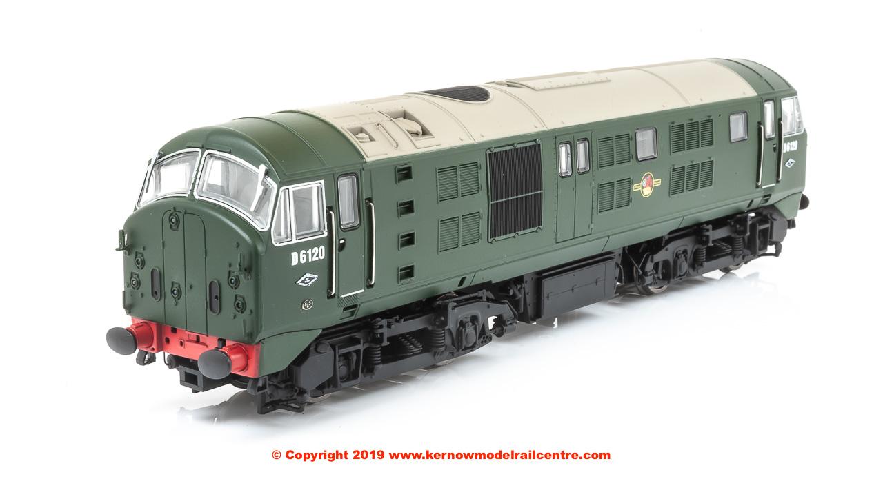 4D-025-002 Dapol Class 21 Diesel Locomotive Image