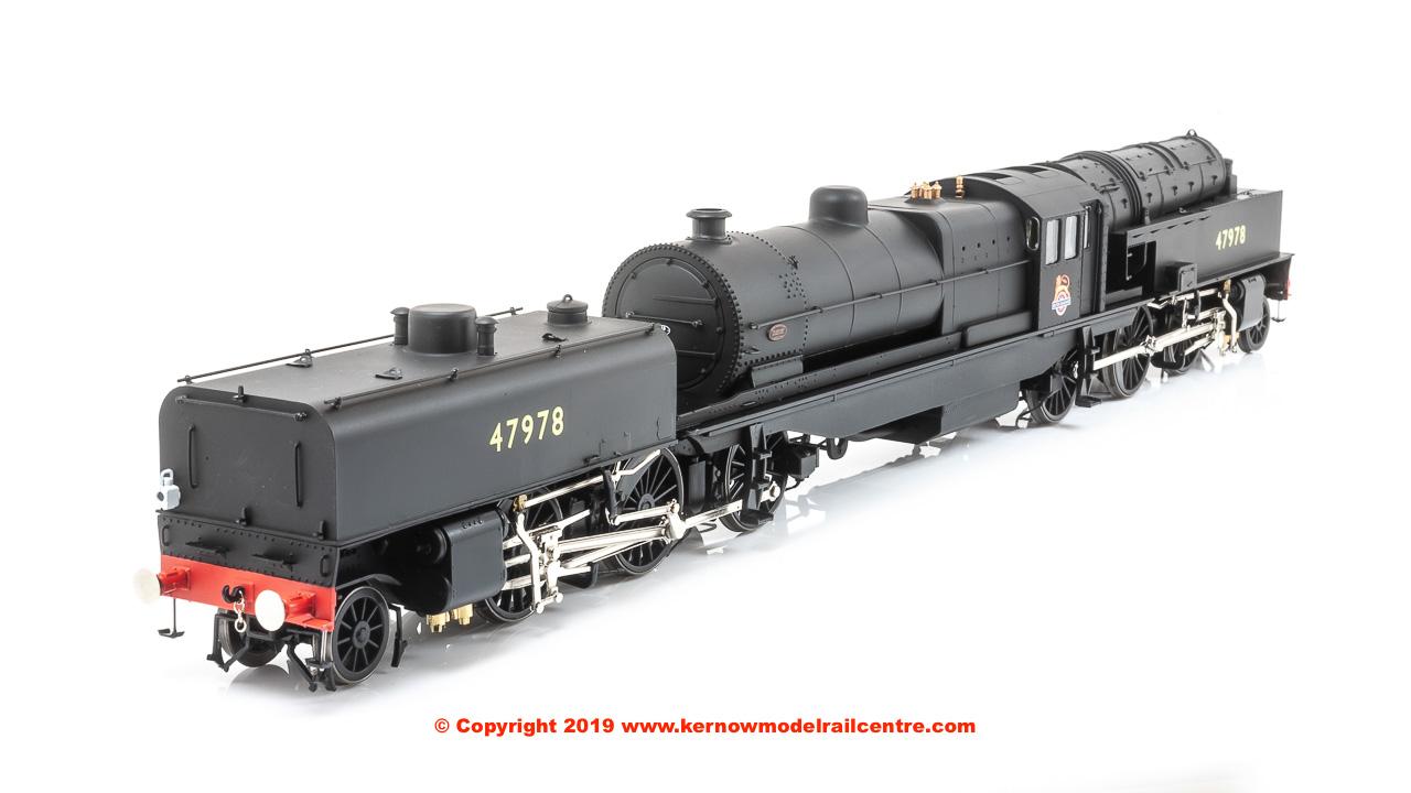 266218 Heljan Beyer Garratt Steam Loco Image