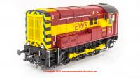 7D-008-017 Dapol Class 08 Diesel Locomotive number 08 709 in EWS livery
