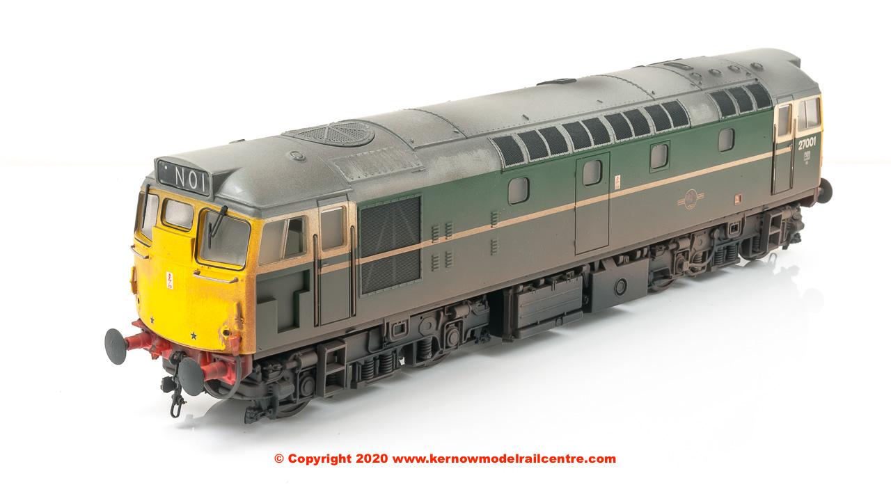 2730 Heljan Class 27 Diesel Locomotive Image