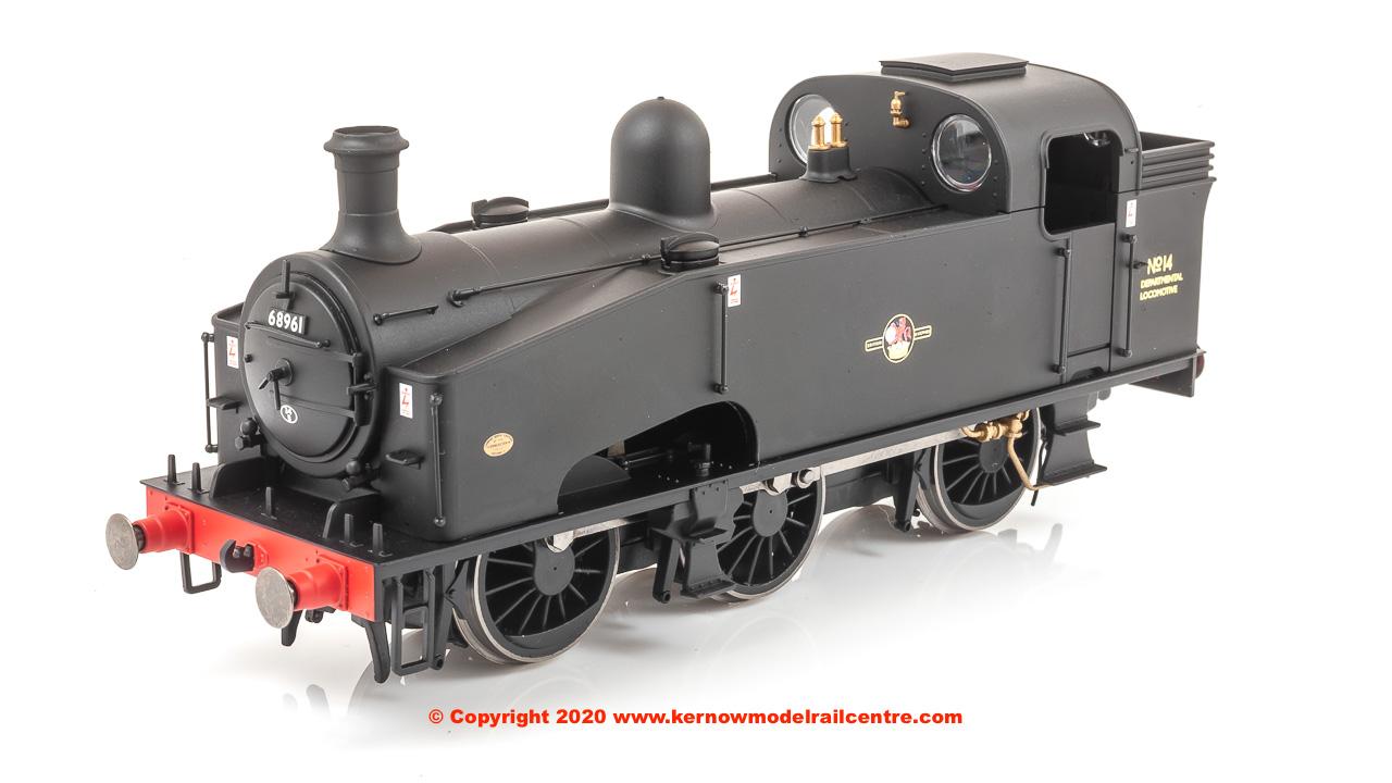 R3406 Hornby J50 Steam Locomotive Image