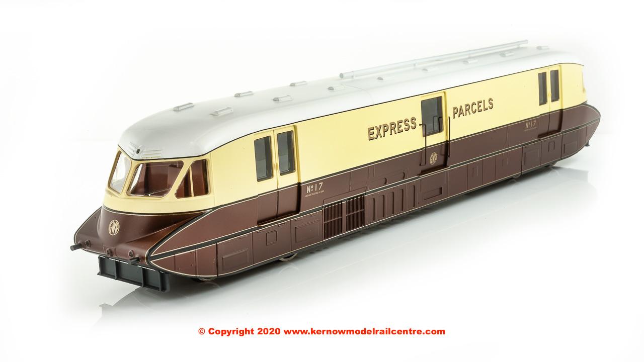 4D-011-100 Dapol GWR Parcels Railcar Image
