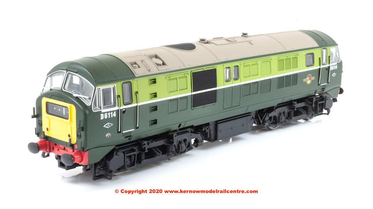 4D-014-001 Dapol Class 29 Diesel D6114 Image