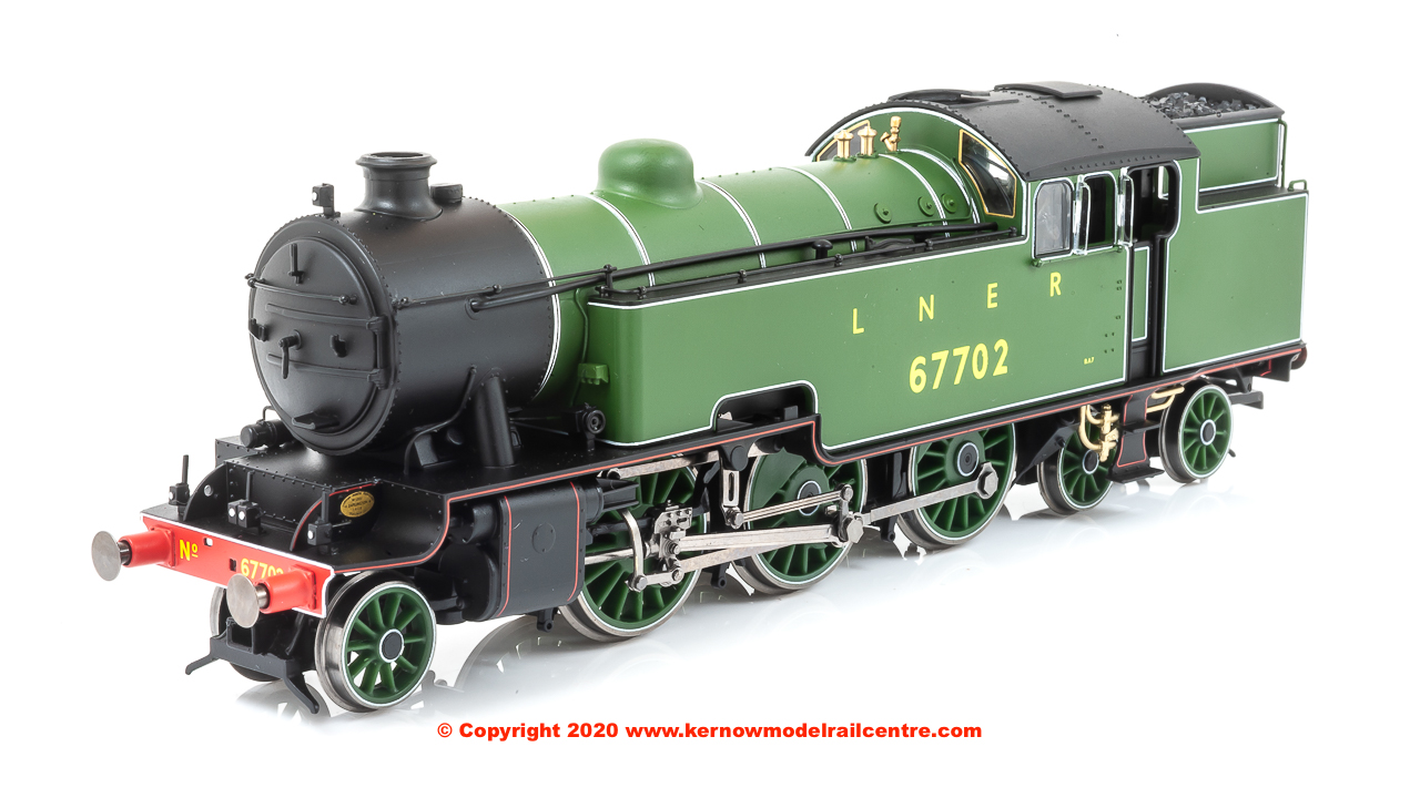 R3461 Hornby Thompson L1 Steam Loco Image