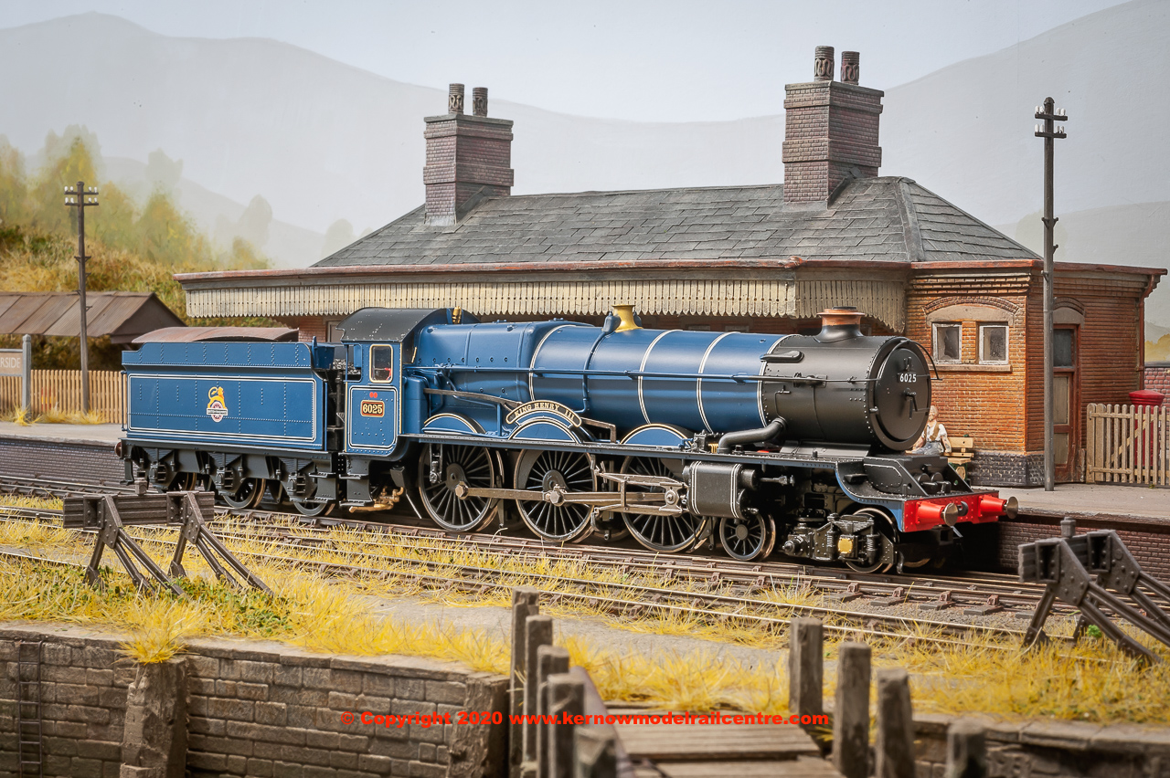 R3410 Hornby King Class King Henry III Image