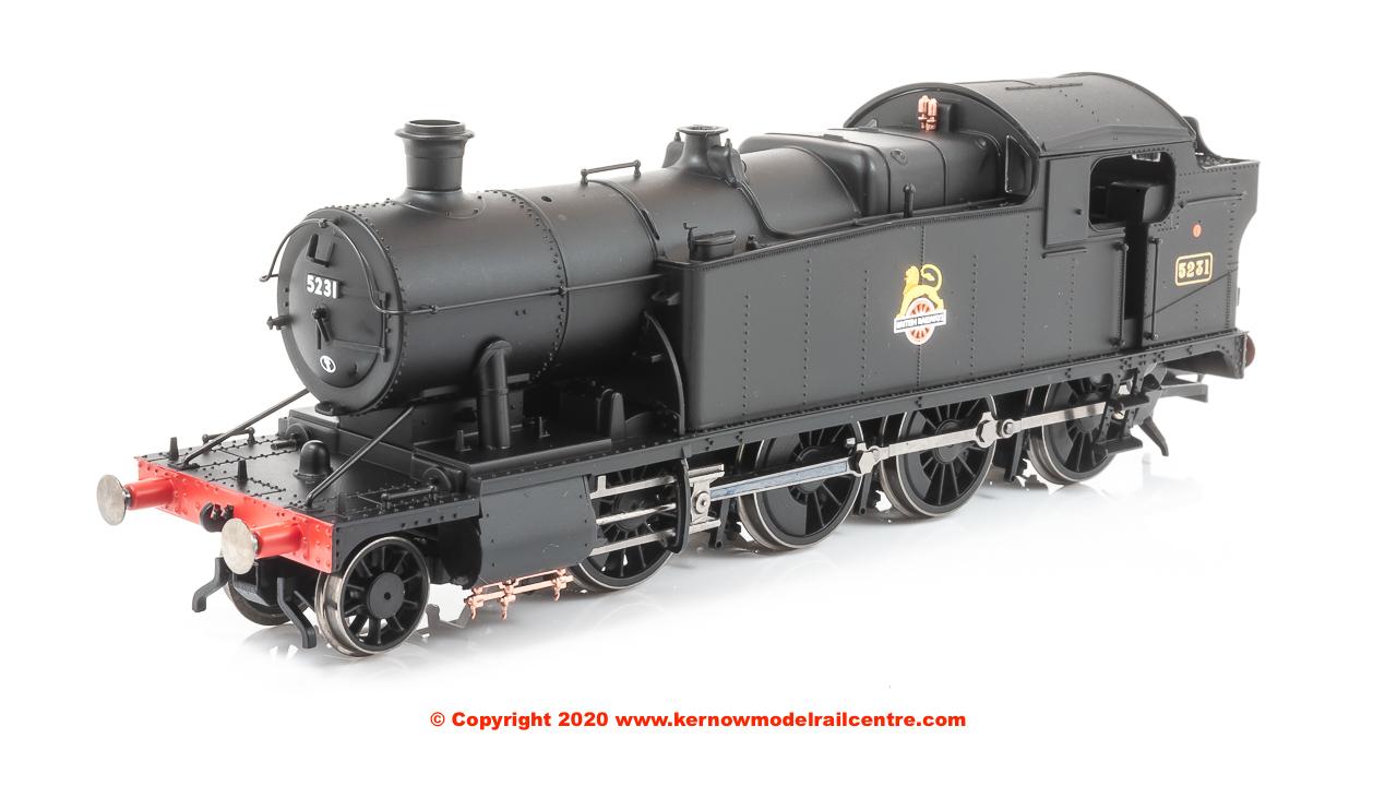 R3463 Hornby 52xx Steam Loco Image